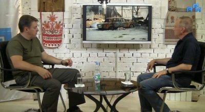 Гуманитарная катастрофа в Луганске