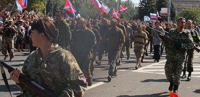 Растёт количество пленных украинских солдат