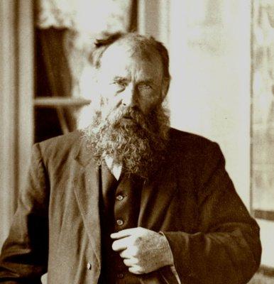 Бурский пророк Николас ван Ренсбург о третьей мировой