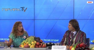 Сергей Лисовский про еду и санкции