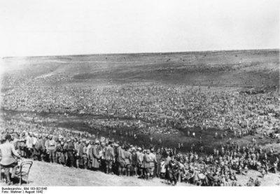 Из немецкого плена - в советские лагеря.