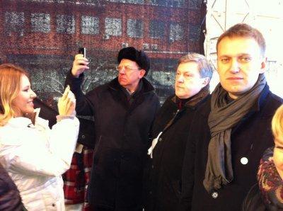 Навальный агент Кремля: распилы на раскрутки «борца с коррупцией»