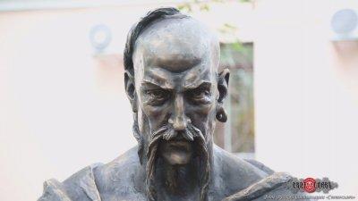 Открытие Памятника Святославу Хороброму в Серпухове (видео)