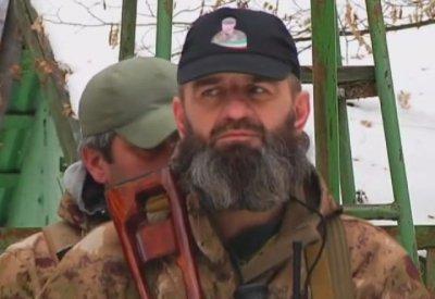 «Кадыровцы» - позор Новороссии