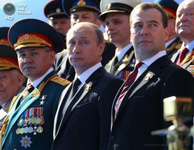 Игры кремлёвских башен: у корпораций будут частные армии