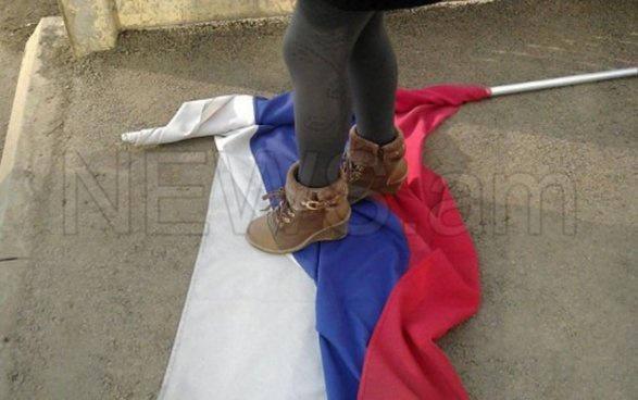 Пройдет время, и сине-желтый флаг будет поднят над всей территорией Украины: от Львова до Луганска, от Донецка до Севастополя, - Турчинов - Цензор.НЕТ 2517