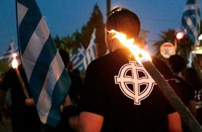 «Золотая Заря» заняла третье место на выборах в Греции