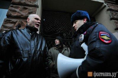 Обращение по поводу задержания Дмитрия Боброва циничными «псами» режима