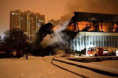 ИНИОН с ценнейшей библиотекой подожгли чтобы построить на его месте торговый центр?