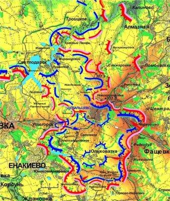 В Новороссии объявлена мобилизация. Война неизбежно будет продолжена