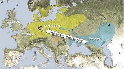 Прародина индоевропейцев на Русской равнине подтверждена генетически