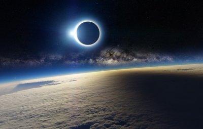 Солнечное затмение, суперлуние и Весеннее равноденствие произойдут в один день