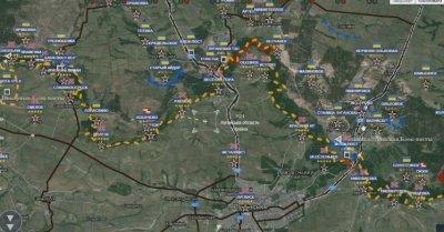 Обзор боевых действий в Новороссии на 1 мая 2015 г.