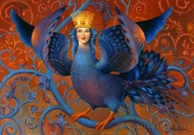 Расшифровка пятого клубка «Песни птицы Гамаюн»