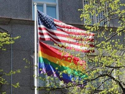 США поддерживает ЛГБТ