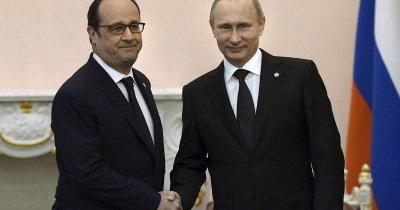 Путин помог Франции закупив «Мистрали», теперь Путин помогает Украине