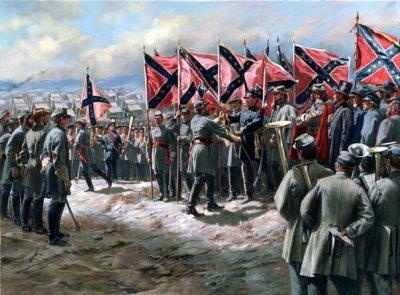 В США запрещают флаг конфедератов