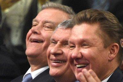 Как сидящие на нефтяной трубе путинские менеджеры ограбили Россию обрушив рубль