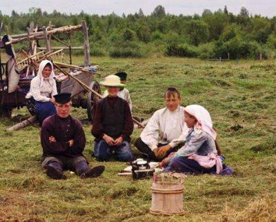 Миф о голоде в общинах Российской империи