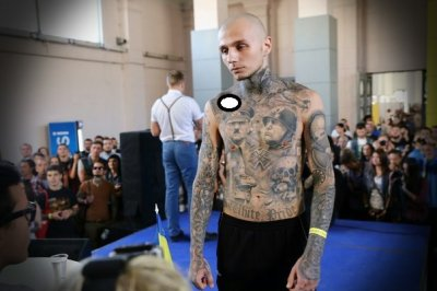 Татуировки и борьба за Расу. Нужны ли тату для борьбы?