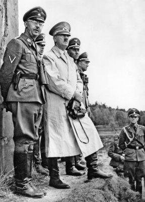 Генрих Гиммлер: Лицо врага