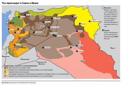 Как США подталкивает Россию к войне на Ближнем Востоке