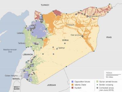 Война в Сирии: как многонационалы поддерживают многонационалов. Настроит ли эта война против России весь мусульманский мир?