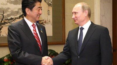Путин собрался отдать Курильские острова Японии?