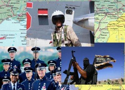 Военные эксперты: пока русские будут заняты в Сирии, США окончательно установит контроль над Восточной Европой и Украиной