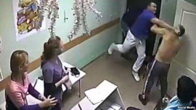 Врач-убийца из Узбекистана задержан