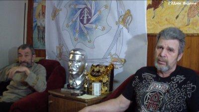 Родное Видение - Г. Сидоров ответы на вопросы парня с севера Руси в гостях у В. Говорова