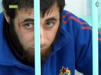 Убийство русского азербайджанцем и погромы нерусских в Абакане