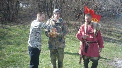 День Весеннего Равноденствия в Севастополе