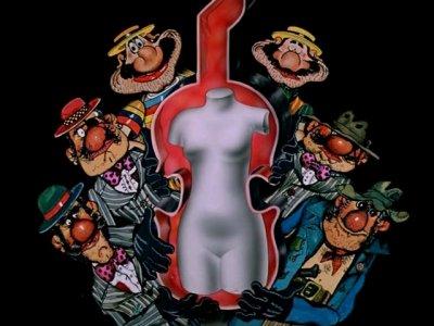 Деятели искусств на подхвате офшорной мафии