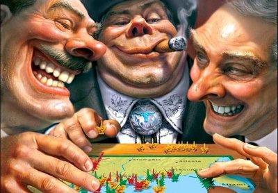 Мировое правительство и его жертвы