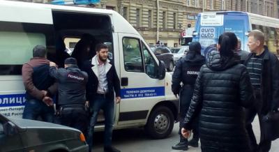 Азербайджанцы и дагестанцы делят криминальные сферы влияния в Санкт-Петербурге