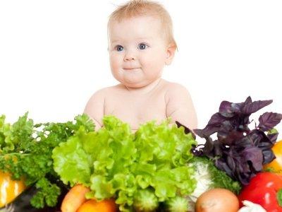 Естественное, правильное детское питание