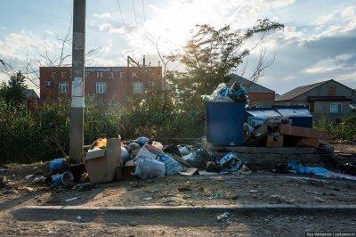 Зловонная Азия. Махачкала – мусорное ханство
