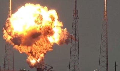 Кто уничтожил ракету Илона Маска?! [Опрос]