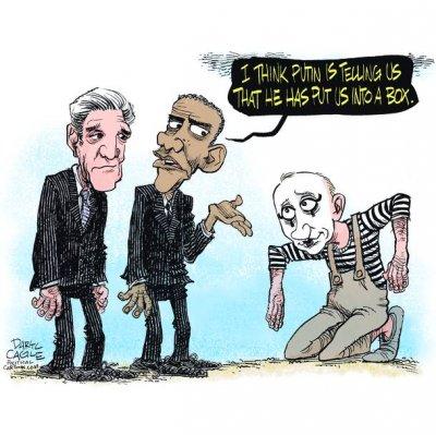 Сирийский тупик Путина