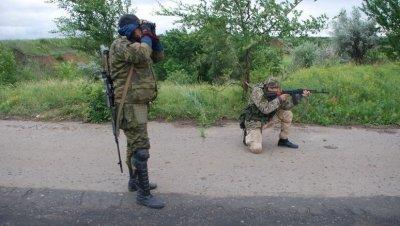 На Донбассе не утихают бои: диверсионная война и артиллерийские налёты