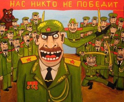 Трудности холодной войны 2.0: сможет ли метрополия заставить путинских чекисто-клептократов воевать?