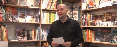 Дмитрий Бобров. Встреча с читателями
