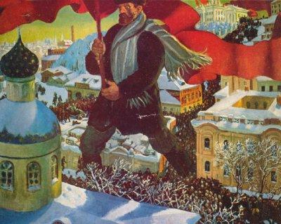 Мнение Рахимера. Механика Революции: ударные отряды - русский 2017 = еврей 1917