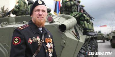 Убит командир ополчения ДНР Моторола