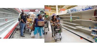 Нищета и голод после коммунистических «реформ» в Венесуэле