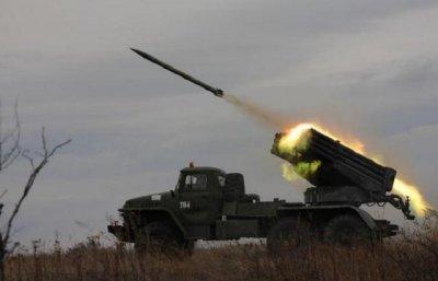 Несмолкающие артиллерийские бои В ЛДНР