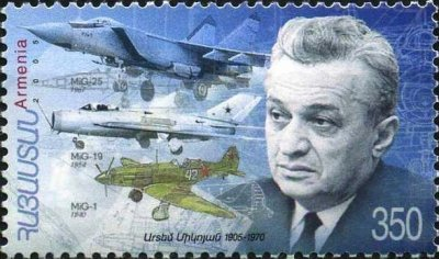 Как армянин Микоян и еврей Гуревич у русского Поликарпова самолёт украли