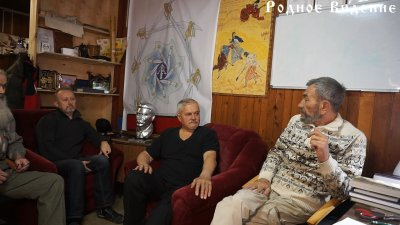 В.Говоров, В.Шумов, Б.Татищев, А.Лысяков - разговор О..