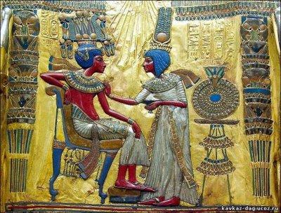 Красная раса Египта: о расах древних цивилизаций